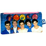 One Direction Season 13 PVC Stationery Brands Pencil Case