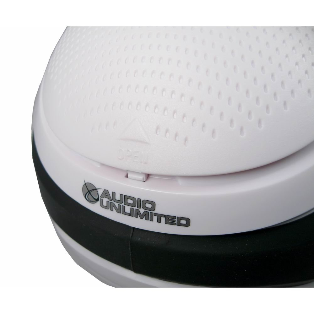 Loa không dây chống nước Audio Unlimited 900MHz Wireless Floating Pool Speaker.