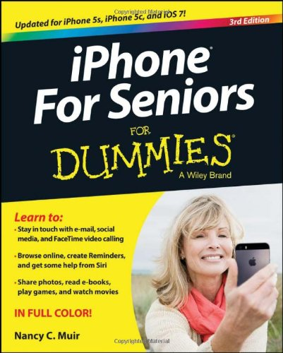 Download iPhone For Seniors For Dummies