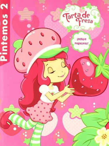 Tarta de fresa - pintemos 2