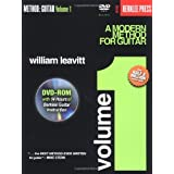 "A Modern Method for Guitar Volume 1 with DVDvon ""William Leavitt"""