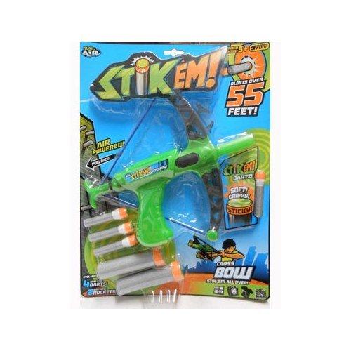Zing Toys Air Stick Em Crossbow