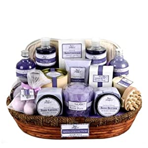 Mothers Day Gift Idea for Her : Bath And Shower Product Sets : Beauty