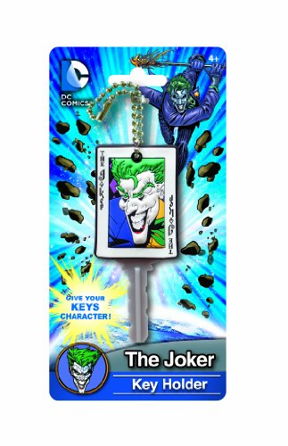 DC The Joker Soft Touch Key Holder