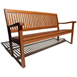 Amazon.com: Benches - Patio Furniture & Accessories: Patio, Lawn
