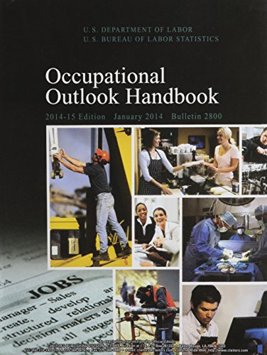 Occupational Outlook Handbook 2014-15 (Occupational Outlook Handbook (G P O))