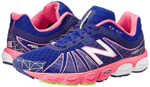 888098239928 - New Balance Women's W890 Neutral Light Running Shoe,Blue/Pink,12 B US carousel main 5
