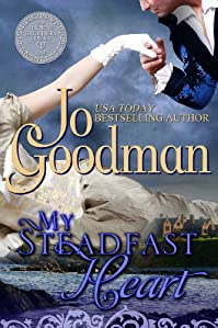 My Steadfast Heart by Jo Goodman ebook deal