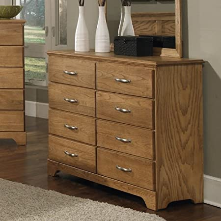 Sterling Tall 8 Drawer Dresser