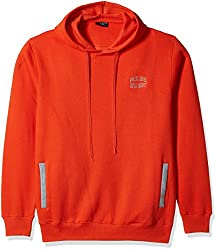 Proline Men's Cotton Sweatshirt (8907007203798_PC09913J_X-Large_Red)