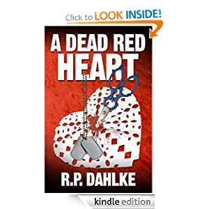 A DEAD RED HEART (The Lalla Bains Series) RP Dahlke