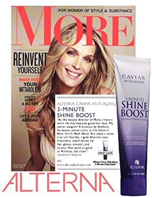 Alterna Caviar Anti-Aging 3 Minute Shine Boost