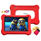 70% OFF! Simbans (TM) FunDoTab 7 Inch Kids Tablet PC Bundle (Quad Core, 8GB, HD, Google Android Kitkat 4.4, Dual camera) + Bouns Items