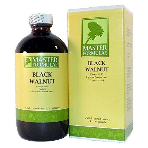 Black Walnut Green Hull Fresh - 8.45Oz Herbal Tincture/Extract