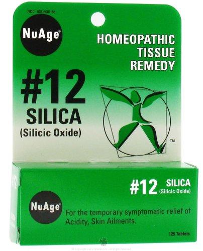 NuAge - N ° 12 Remède homéopathique tissus de