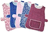 **HDUK CLEARANCE TABARDS** Ladies Home/Work Tabards - Various Designs and Sizes at Clearance Prices