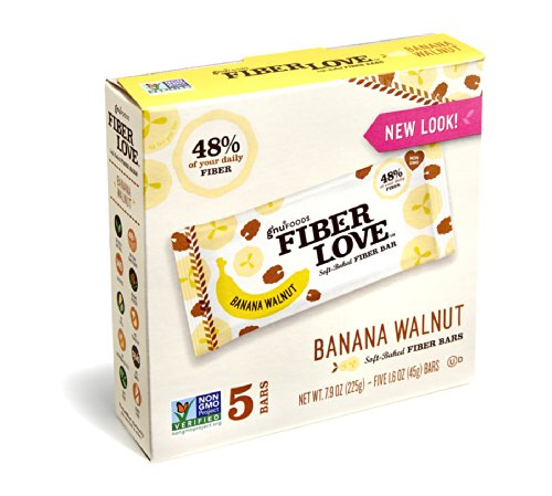 Gnu Foods - Fiberlove 5-Pack (Banana Walnut)