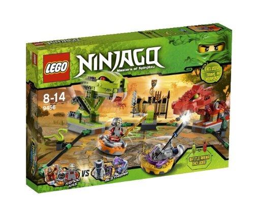 Lego 9456 Ninjago-Duell in der Schlangengrube