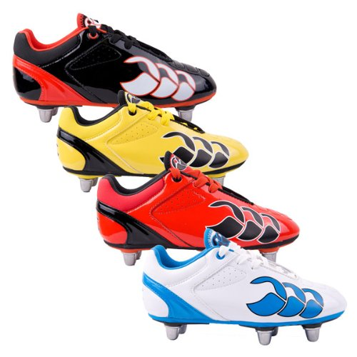 Canterbury Phoenix CLUB 6 Stud Junior Rugby Boots