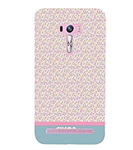 Baby Pink Paris Tower Pattern Back Cover for Xioami Redmi Mi4i-D2713