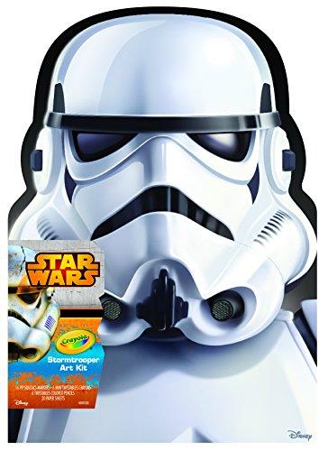 Crayola Star Wars Art Kit-Storm Trooper