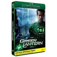 Green Lantern Steelbook - Ultimate Edition Blu-Ray (Deutsch) + DVD