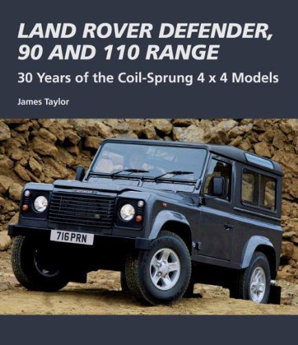 James Taylor - Land Rover Defender, 90 and 110 Range