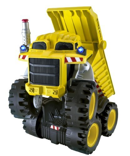 Matchbox Rocky the Robot Truck - Deluxe Rocky by Matchbox (Rocky Dump Truck compare prices)