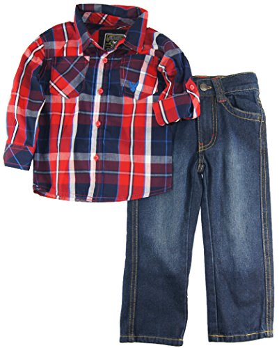 Boys Holiday Clothing back-509469