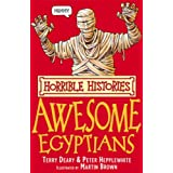 The Awesome Egyptians (Horrible Histories)by Terry Deary
