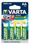 Varta 56776 AA Mignon Akku (2500mAh,...