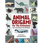 Animal Origami for the Enthusiast: Step-by-Step Instructions in Over 900 Diagrams/25 Original Models (Dover Origami Papercraft)