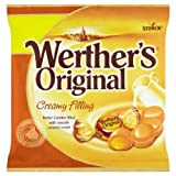 Storck Werther's Original Creamy Filling 110g (Pack of 15)