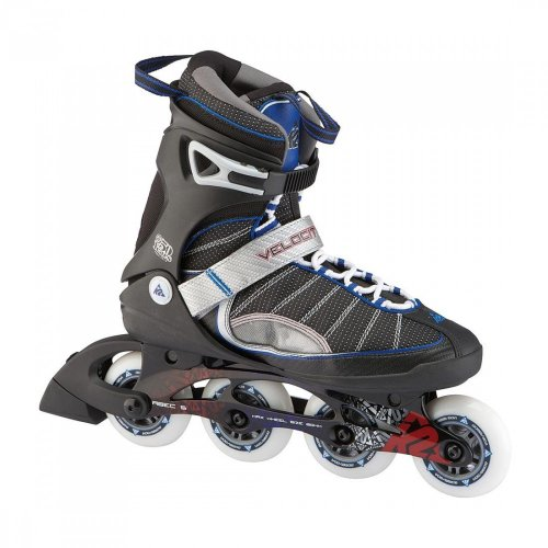 K2 Velocity 50 M Grösse 43,5 Herren Inline Skates Inliner