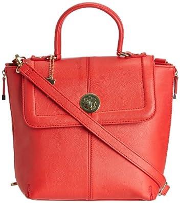 Lollipops Riviere Bag, Sac porté main - Orange (Corail), Taille unique