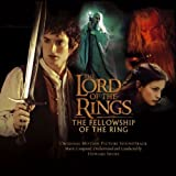 The Lord of the Rings - The Fellowship of the Ring by Lord Of The Rings Soundtrack (2001) Audio CD