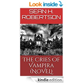 The Cries Of Vampira (NOVEL)