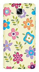 TrilMil Printed Designer Mobile Case Back Cover For One Plus 1+3 OnePlus 3