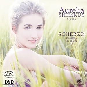 Scherzo - Werke von Beethoven, Schumann, Liszt