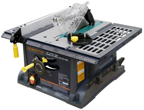 Powertec ts1001 10 inch table saw low prices ogapilor for 99 table saw