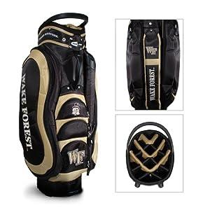 Wake Forest Demon Deacons NCAA Cart Bag - 14 way Medalist - TGO-23835 by Team Golf