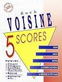 Voisine Roch 5 Scores Book