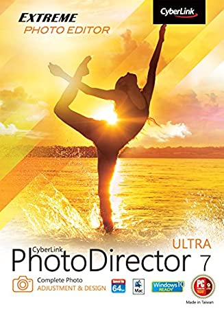 CyberLink PhotoDirector 7 Ultra - PC Version [Download]