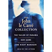John le Carré Value Collection: Tailor of Panama, Our Game, and Night Manager | [John le Carré]