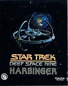 Star Trek, Deep Space Nine, Harbinger, 1 CD-ROM For MS-DOS 5.0