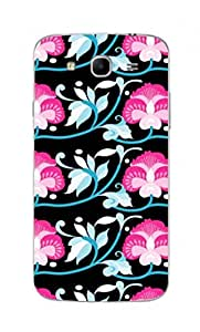Upper case Fashion Mobile Skin Sticker for Samsung Galaxy mega-5