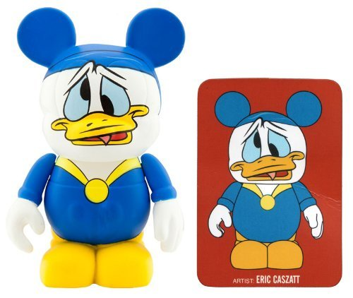 Buy Low Price Disney Early To Bed Donald by Eric Caszatt – Disney Vinylmation 3″ Have a Laugh Series Designer Figure (Disney Theme Parks Exclusive) (B0042204K8)