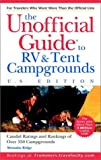 img - for The Unofficial Guide to the Best RV and Tent Campgrounds in the U.S.A. (Unofficial Guides) by Menasha Ridge (2002-04-29) book / textbook / text book
