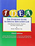 img - for The Everyday Guide to Special Education Law, Third Edition book / textbook / text book