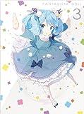 ファンタジスタドール vol.3 Blu-ray初回生産限定版【CD付き:オーディオドラマ/OP(カティアオンリーver)/サントラ収録】